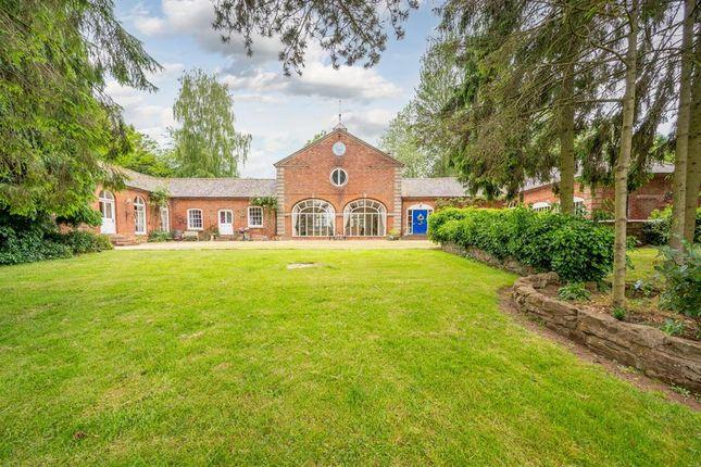 Thumbnail Detached house for sale in The Coach House, Coton, Bridgnorth