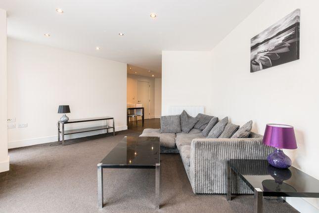 Thumbnail Flat to rent in Indigo Blu, Hunslet Road, Leeds