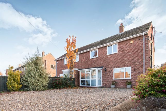 Thumbnail Semi-detached house for sale in Priory Road, Horningsea, Cambridge