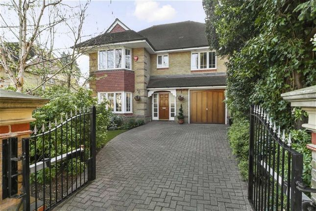 Thumbnail Detached house to rent in Deerhurst Road, Brondesbury Park, London