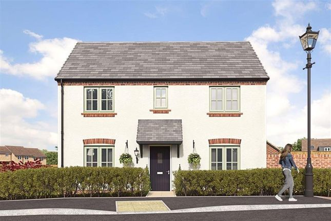 Thumbnail Semi-detached house for sale in Oaklands Grange, Sandpit Lane, St. Albans, Hertfordshire