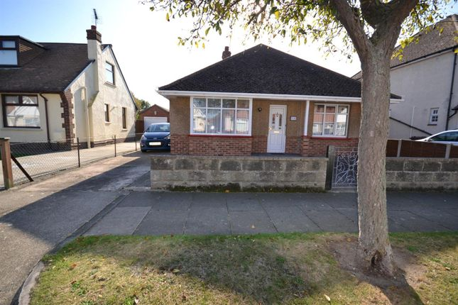 Thumbnail Detached bungalow for sale in Salisbury Road, Holland-On-Sea, Clacton-On-Sea