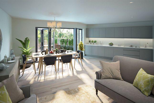 Thumbnail Flat for sale in Belvedere House, Granville Road, Lansdown, Bath