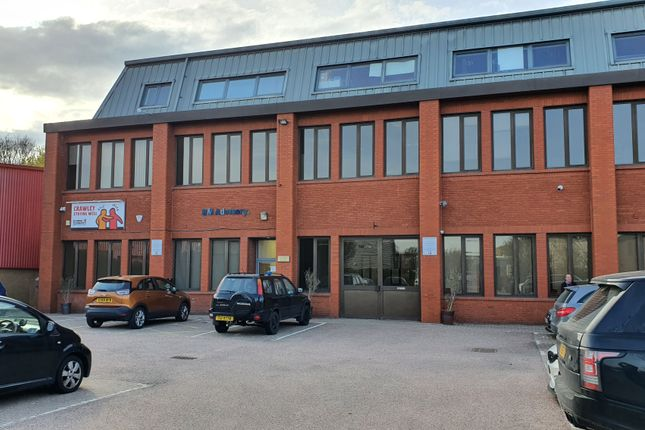 Thumbnail Office to let in 1st Floor Offices, 2 Amberley Court, County Oak Way, Crawley