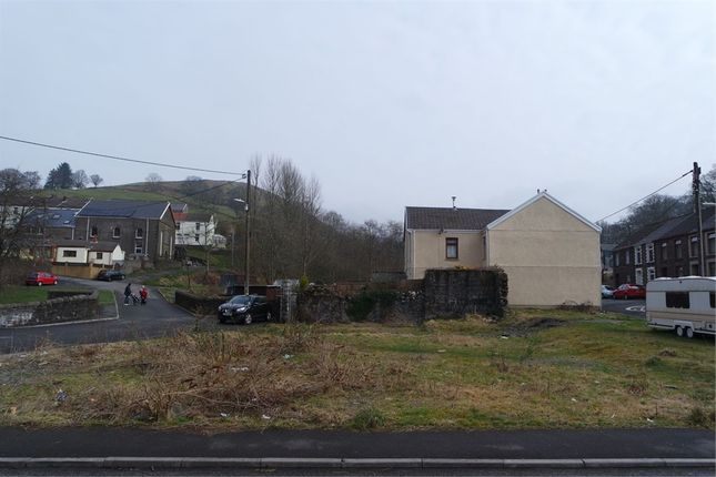 Thumbnail Land for sale in Land Adjacent To Commercial Street, Glyncorrwg, Port Talbot
