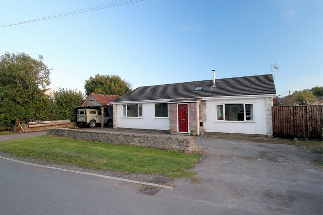 Thumbnail Detached bungalow for sale in The Down, Old Down, Bristol