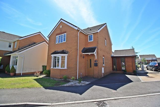 3 bed detached house for sale in Dol Y Llan, Miskin, Pontyclun, Rhondda, Cynon, Taff. CF72