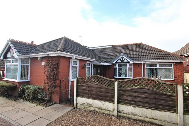 Thumbnail Bungalow for sale in Wagon Lane, Haydock, St. Helens