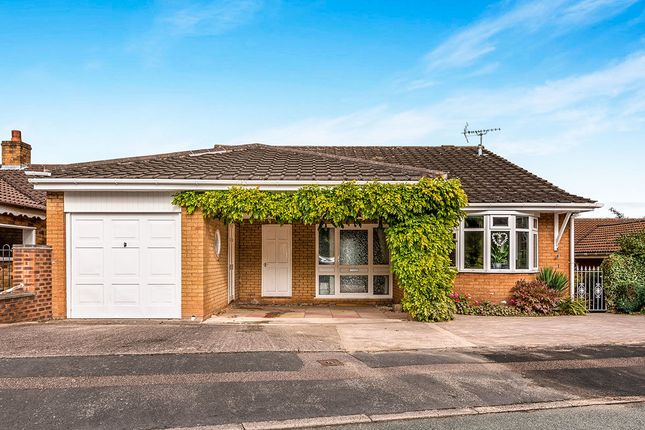 Thumbnail Detached house for sale in Waverley Gardens, Etchinghill, Rugeley