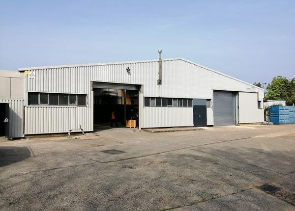 Thumbnail Warehouse to let in North Building, Leigh Road, Chichester, West Sussex