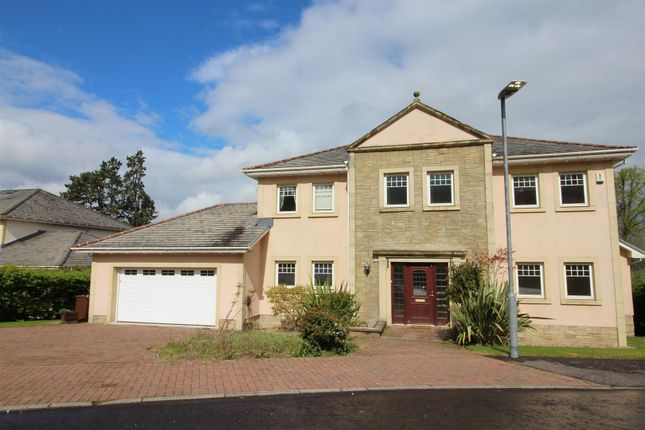 Thumbnail Detached house for sale in Briary Lane, Port Glasgow
