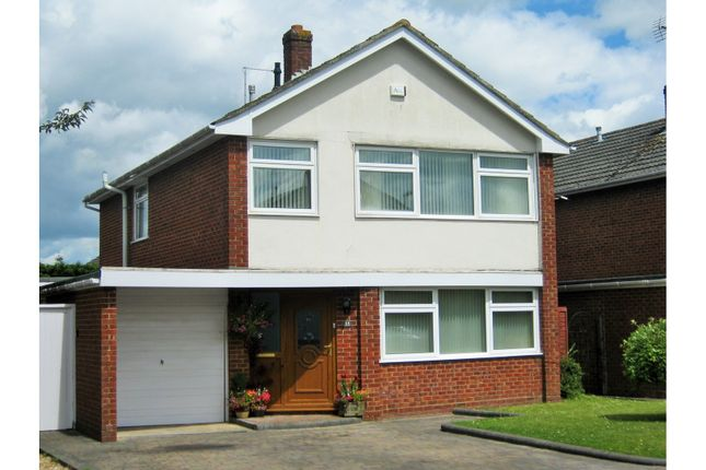 Thumbnail Detached house for sale in Matlock Road, Ferndown
