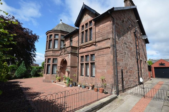 Thumbnail Flat for sale in Round Riding Road, Dumbarton