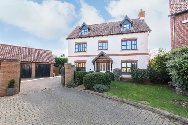 5 bed detached house for sale in Walnut Grove, Cotgrave, Nottingham