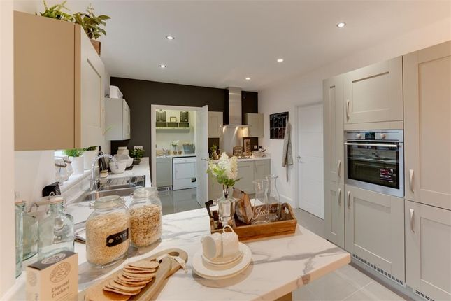 """4 bed detached house for sale in """"Ashbery"""" at Milby, Boroughbridge, York YO51"""