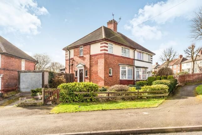 Thumbnail Semi-detached house for sale in Davison Road, Smethwick, Birmingham, West Midlands