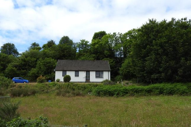 Thumbnail Bungalow for sale in 4 Ferrindonald, Sleat, Isle Of Skye