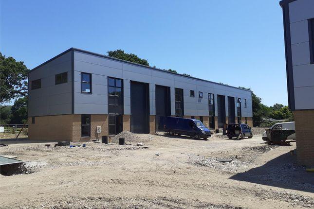 Thumbnail Warehouse for sale in Unit 20, Oak Field Road, Three Legged Cross, Wimborne, South West