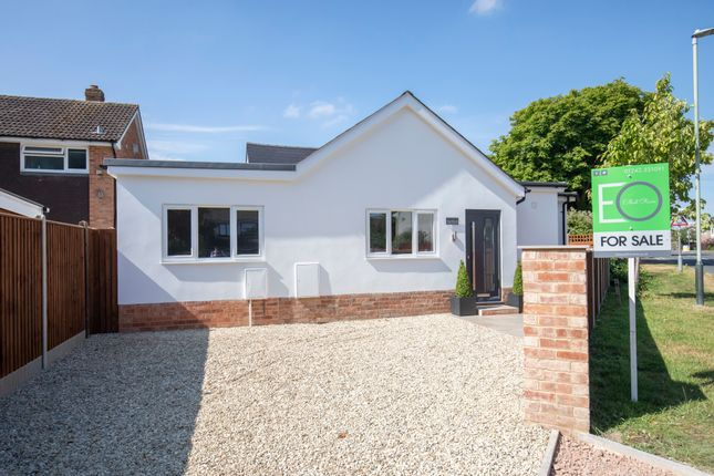 Thumbnail Detached bungalow for sale in Old Reddings Road, The Reddings, Cheltenham