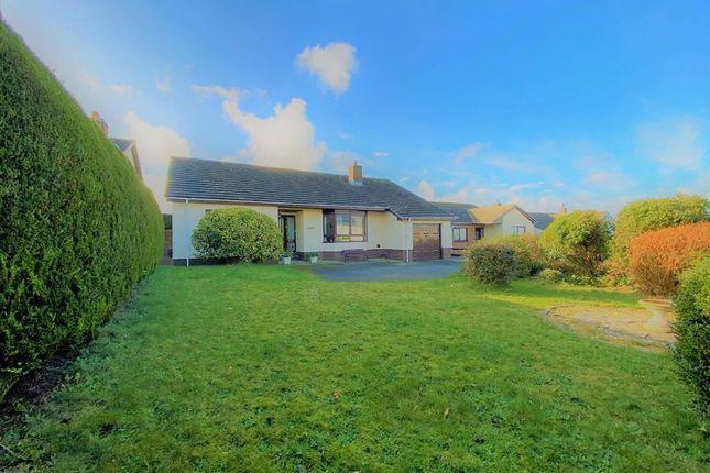 Thumbnail Detached bungalow for sale in Penllain, Penparc, Ceredigion