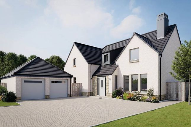 "Thumbnail Detached house for sale in ""The Scott"" at Muirfield, Gullane"