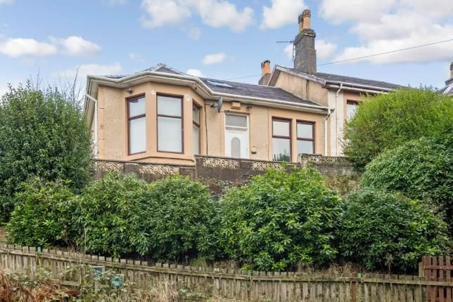 Thumbnail Bungalow for sale in Kilmacolm Road, Greenock, Inverclyde
