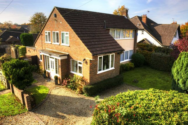 Thumbnail Detached house for sale in Links Way, Flackwell Heath, High Wycombe