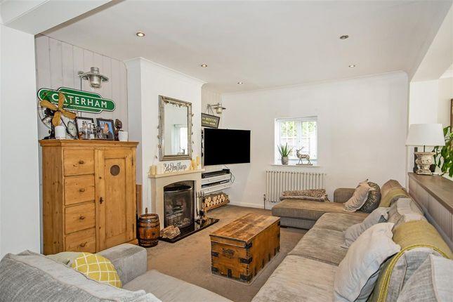 Sitting Room of Crescent Road, London E4