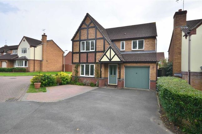 Thumbnail Detached house for sale in Middle Croft, Abbeymead, Gloucester