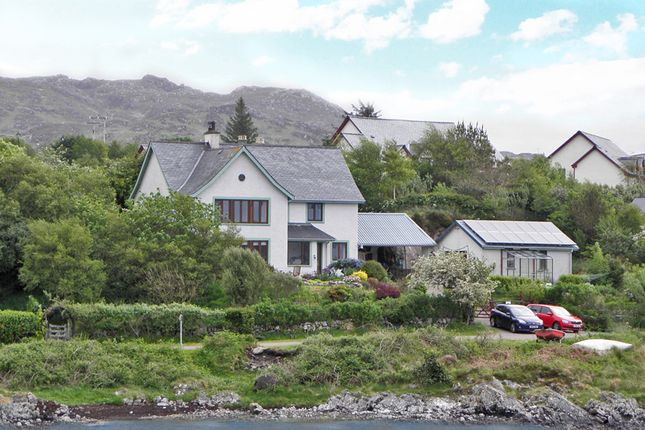 Thumbnail Detached house for sale in Keppoch Farm Road, Arisaig