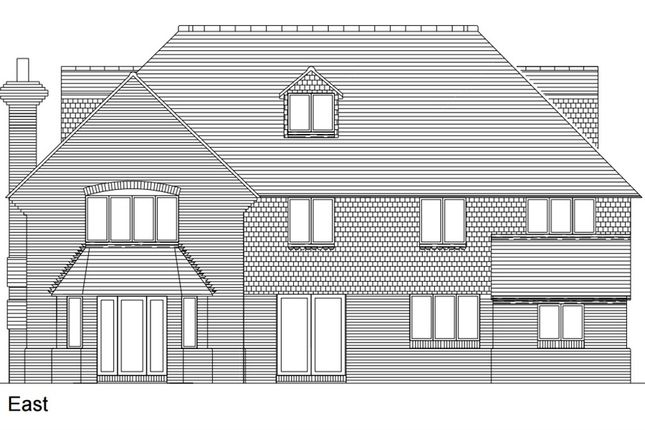 Thumbnail Detached house for sale in Ferndale, Cranbrook Road, Biddenden, Kent