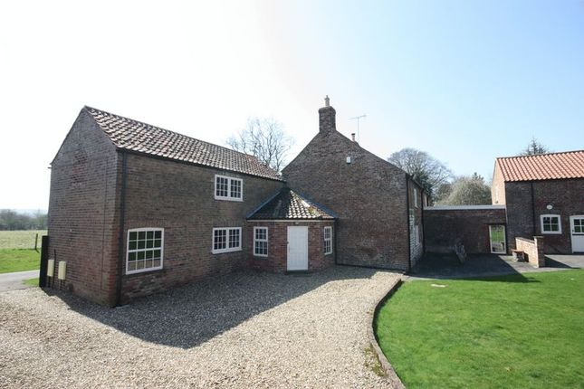 Thumbnail Barn conversion for sale in Eastgate, Rudston, Driffield