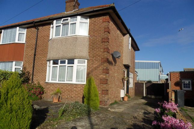 Thumbnail Semi-detached house to rent in Bush Avenue, Ramsgate