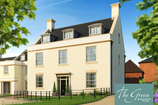 "Thumbnail Detached house for sale in ""The Walter @ The Green"" at Romsey Road, Winchester"