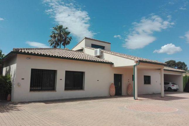 Thumbnail Villa for sale in Carrer Barranquet, 25, 03559 Santa Faz, Alicante, Spain