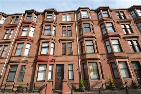 Thumbnail Flat for sale in Hutton Drive, Govan, Glasgow