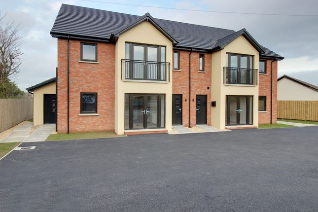 Thumbnail Flat for sale in Balloo Road, Bangor