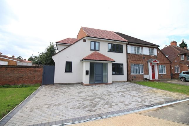 5 bed semi-detached house for sale in Great West Road, Hounslow