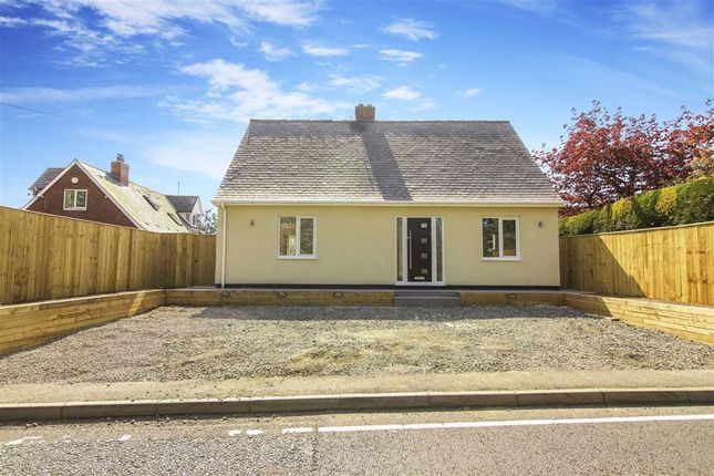 Thumbnail Detached house for sale in South Road, Longhorsley, Morpeth, Northumberland