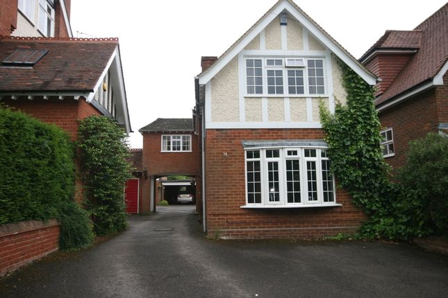 Thumbnail Property to rent in Kirkwick Avenue, Harpenden