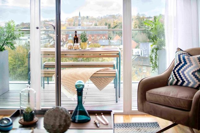 Flat for sale in Thurston Road, London