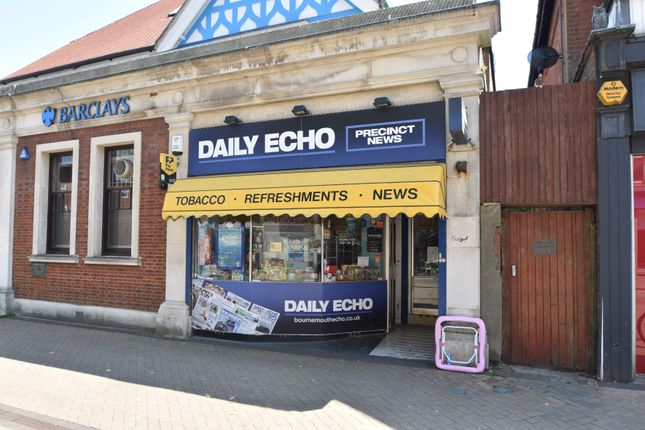Thumbnail Retail premises to let in 655 Christchurch Road, Bournemouth