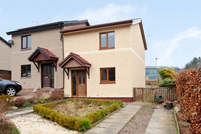 Thumbnail Semi-detached house for sale in Douglas Court, Coldstream