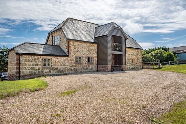 Thumbnail Barn conversion for sale in Kingston Road, Shorwell, Newport