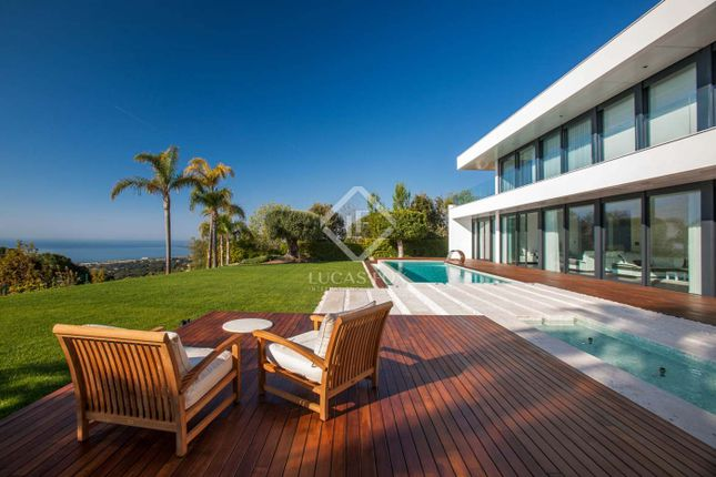 Thumbnail Villa for sale in Spain, Barcelona North Coast (Maresme), Supermaresme, Mrs6376
