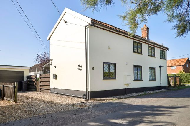 Thumbnail Detached house for sale in The Common, Harleston