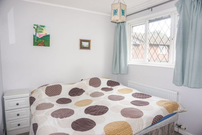 Bedroom One of Hathaway Drive, Macclesfield SK11