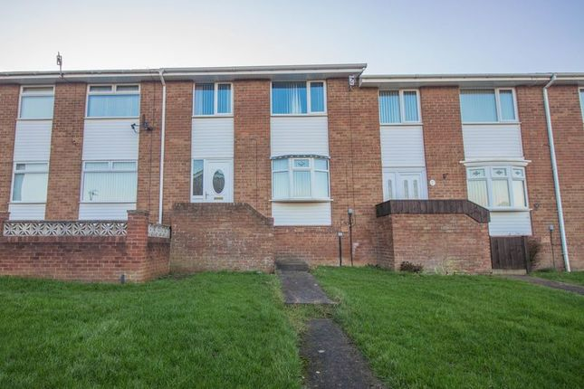 Thumbnail Terraced house for sale in Bircham Drive, Blaydon-On-Tyne