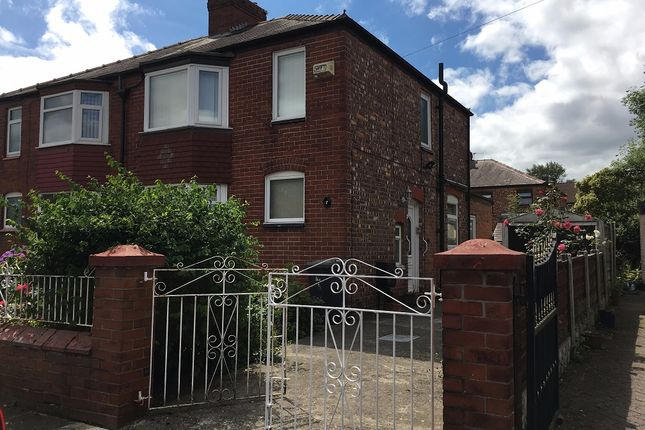 Thumbnail Semi-detached house to rent in Orama Avenue, Salford