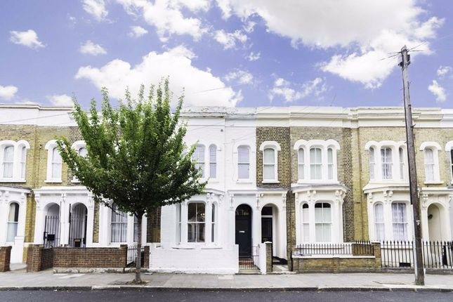 Thumbnail Flat to rent in Lichfield Road, London